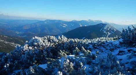 Зимний поход по Северным Горганам. Поход в Карпаты зимой. Грофа. Паренки