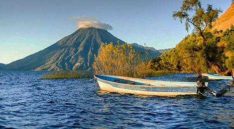 Гватемала. Активный тур в Гватемалу. Путешествие в Гватемалу. Треккинг в Гватемале. Сан-Педро