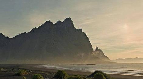 Автотур по Исландии. Исландия на машине. Мыс Стокснес