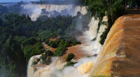 Патагония и Огненная земля. Треккинг в Аргентине. Треккинг в Чили. Треккинг в Южной Америке. Водопады Игуасу