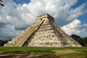 Чичен-Ица. Мексика. Треккинг в Мексике