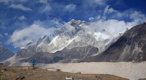 Треккинг в Непал. Базовый лагерь Эвереста. Озёра Гокио