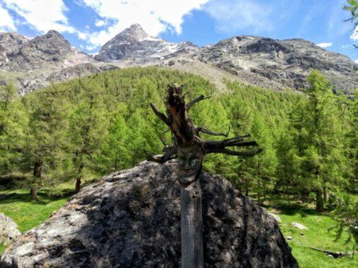 поход в Альпах