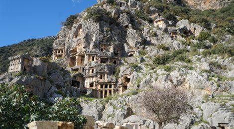 Турция|Ликийская тропа на майские праздники. Пешие туристические походы по Ликийской тропе. Поход по Турции