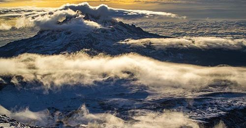 Восхождение на Килиманджаро. Танзания. Нгоронгоро