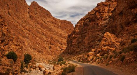 Треккинг в Высоком Атласе. Восхождение на Тубкаль. Пустыня Сахара