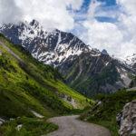 Треккинг в Альпах вокруг Монблана