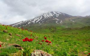 Восхождение на Демавенд. Иран.