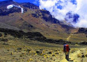 Список вещей Восхождение на Килиманджаро