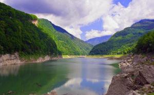 Кодорское ущелье. Абхазия. Поход по Кавказу. Поход на майские праздники