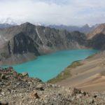 Тянь-Шань Поход по Тянь-Шаню в горах Киргизстана