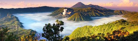 Путешествие в Индонезию. Тур в Индонезию, Поход по Индонезии. Вулканы Индонезии.