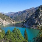 Тянь-Шань |Поход по Тянь-Шаню| Таллаский хребет. Озеро Сары-Челек