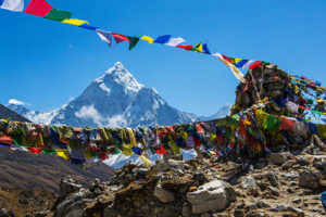 Эверест. Базовый лагерь Эвереста (E.B.C.)| Лёгкий треккинг в Непале.