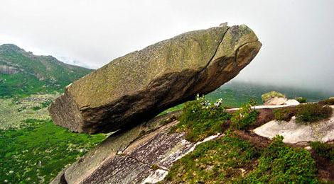 Парк Ергаки. Западные Саяны. Поход в Ергаках. Висячий Камень.