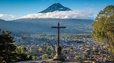 Гватемала. Активный тур в Гватемалу. Путешествие в Гватемалу. Треккинг в Гватемале. Восхождение на Тухумулько (Тахамулько)