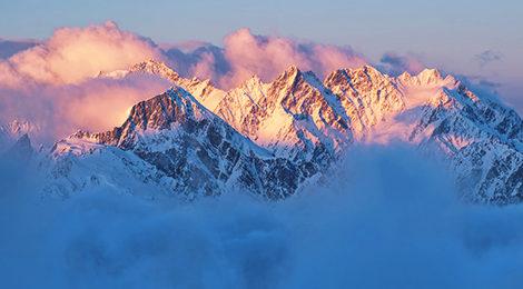 Восхождение на Эльбрус. Поход по Кавказу