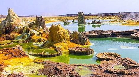 Сердце Африки | Путешествие в Эфиопию. Пустыня Данакиль