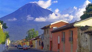 Гватемала. Активный тур в Гватемалу. Путешествие в Гватемалу. Треккинг в Гватемале. Антигуа
