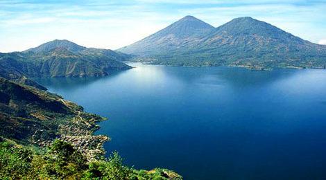 Гватемала. Активный тур в Гватемалу. Путешествие в Гватемалу. Треккинг в Гватемале. Атитлан