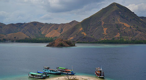 Вулканы Индонезии. Индонезия. Треккинг в Индонезии. Остров Драконов. Комодо. Ринча