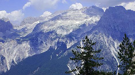 Поход по Черногории. Дурмитор. Проклетье. Динарские Альпы. Езерца