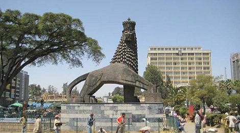 Сердце Африки | Путешествие в Эфиопию. Аддис-Абеба