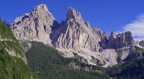 Доломиты. Доломитовы Альпы. Треккинг в Доломитах. Треккинг в Доломитовых Альпах. Монте Кристалло. Monte Cristallo