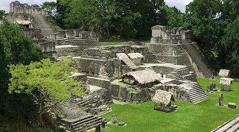 Гватемала. Активный тур в Гватемалу. Путешествие в Гватемалу. Треккинг в Гватемале. Тикаль