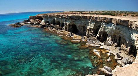Тропа Афродиты. Треккинг на Кипре.