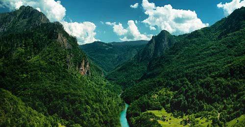 Поход по Черногории. Дурмитор и Проклетье