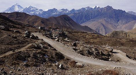 LarkePass. Треккинг вокруг Манаслу. Треккинг в Непале. Базовый Лагерь Манаслу. Ларкья Ла. Manaslu Base Camp. Kalchhuman