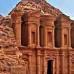 Треккинг в Иордании| Библейские края и марсианские пейзажи. Петра. Активный тур в Иордании.