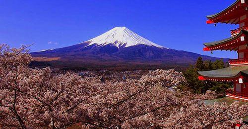 Активный тур в Японию. Пеший поход в Японию. Восхождение на Фудзияму. Треккинг в Японии. Япония Поход