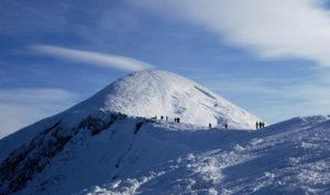 Восхождение на Говерлу зимой. Восхождение на Петрос зимой. Поход в Карпаты зимой. Поход выходного дня (ПВД)
