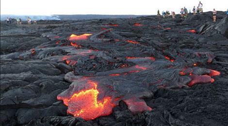 Гавайи. Треккинг на Гавайях. Активный тур на Гавайях. Пуна.