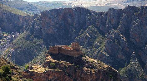 Ланхарон. Горная Андалусия. Гранада. Сьерра-Невада. Известковые Альпы. Покуйера. Треккинг в Испании.