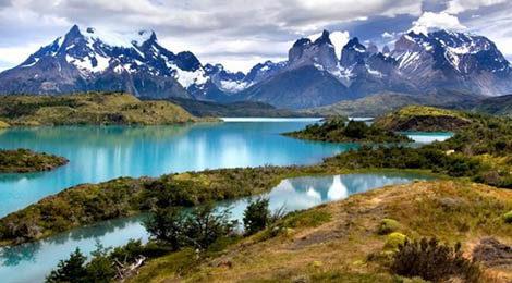 Патагония. Блиц-треккинг в Аргентине. Пехое