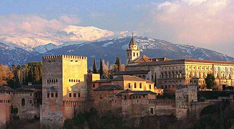 Горная Андалусия. Гранада. Сьерра-Невада. Известковые Альпы. Покуйера. Треккинг в Испании.