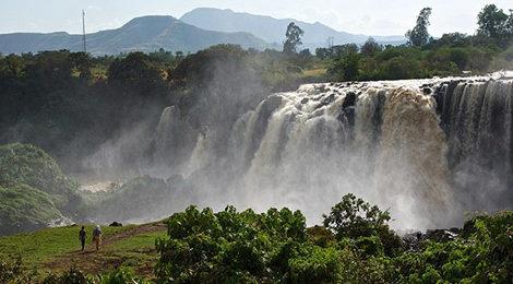 Сердце Африки | Путешествие в Эфиопию. Тис-Ысат