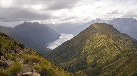 Треккинг в Новой Зеландии. Кеплер трек. Great Walks