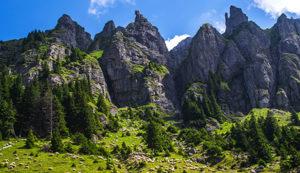 Южные Карпаты. Поход в Румынии. Румынские Карпаты. Поход по Румынским Карпатам