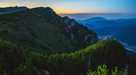 Южные Карпаты. Поход в Румынии. Румынские Карпаты. Поход по Румынским Карпатам. Ому.